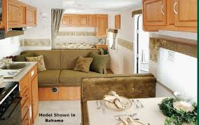 Camper Trailer Interior Ideas 2004 Thor Wanderer Wagon Travel Trailer Rvweb Com