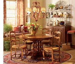 Dining Room Chandelier Chairs Table Chandelier Baker S Rack Pierre Deux My Dream