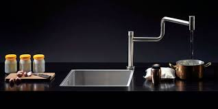 robinet cuisine haut de gamme la nouvelle robinetterie de cuisine inspiration cuisine le