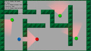 collision arc with l o s by nocturne games gamemaker marketplace