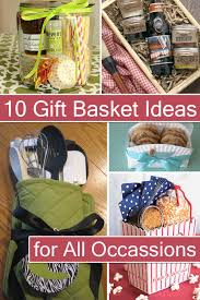 10 pretty diy gift basket ideas for all occassions