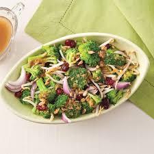cuisiner les brocolis salade de brocolis à la chinoise recettes cuisine et nutrition