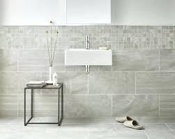bathroom tile walls ideas bathroom tile idea use large tiles on the floor and walls with