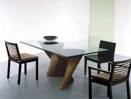 kitchen contemporary glass dining room tables dining room trends