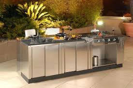 Outdoor Kitchen Cabinets Kits by Cabinets Outdoor Modern Outdoor Kitchen Kitchen Cabinets Captainwalt
