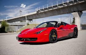 Ferrari 458 Blacked Out - davide458italia ferrari 458 spyder novitec rosso by sr auto