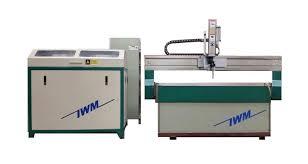 water jet cutting machine job shops in us