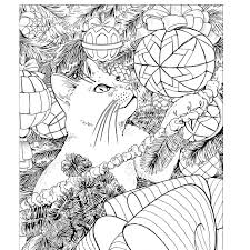 christmas coloring pages to download and print for free