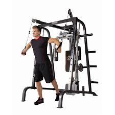 marcy md 9010g fitness personal trainer cage system sears outlet