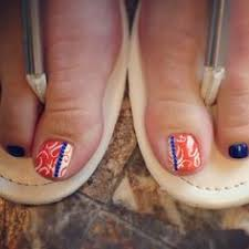 37 best denver broncos nail art images on pinterest denver