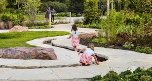 Urban Gardens Chicago Chicago Botanic Garden Learning Campus Mikyoung Kim Design