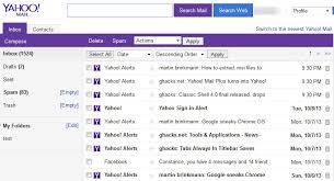 Email Yahoo How To Change Back The Style Of Text On The New Yahoo Mail