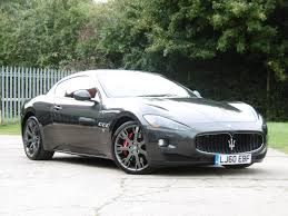maserati granturismo grey used cars near tonbridge kent adg