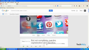 Google Plus Page Vanity Url Edit Google Custom Url For Profiles And Pages Youtube