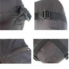 sleeping accessories amazon com camtoa nylon compression sacks bag sleeping bag stuff