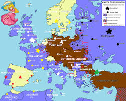 Map Of Europe Pre Ww1 by Image Best Of Europe Ww1 Map Roundtripticket Me
