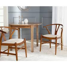 safavieh aramis black dining chair set of 2 sea6000b set2 the