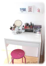 ag e bureau ikea makijaż makijaż przechowywanie ikea micke biuro dressing d