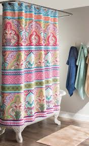 Pink And Brown Bathroom Ideas Shower Top 25 Ideas About Shower Curtains On Pinterest Pink