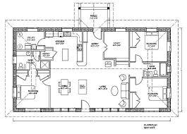 Merry 7 House Plan With Best 25 Rectangle House Plans Ideas On Pinterest Barndominium