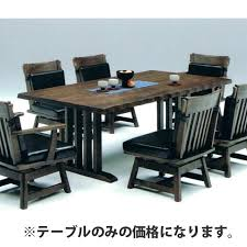 black dining table chairs dining room chairs set of 6 vintage dining table set with 6 chairs
