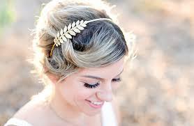 gold leaf headband athena crown gold fairy shop
