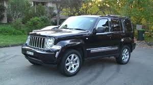 silver jeep liberty 2008 2008 jeep cherokee limited youtube