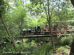 Gilroy Gardens Family Theme Park Gilroy Ca Theme Park Archive Bonfante Railroad Train Ride At Gilroy Gardens