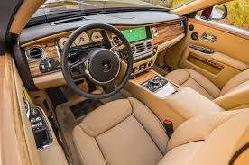 Brown Car Interior Best Massages In The Car Business Motor Trend