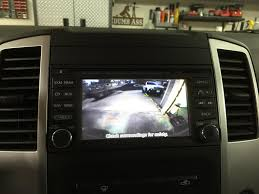 nissan altima 2015 software update 2015 sv oem navigation swap completed nissan frontier forum