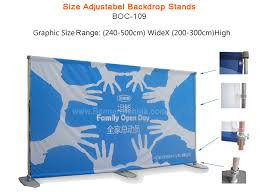 backdrop stands conference stage theatrical trade show backdrop stand