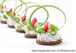 canapes for canapés for savvy chic cuisine savvy chic cuisine