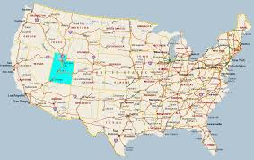 State By State Map Of Usa by Utah State Maps Usa Maps Of Utah Ut Utah Maps And Data