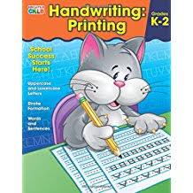 amazon com handwriting reading u0026 writing books