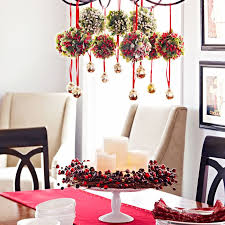 Christmas Dining Room Decorations - 30 cosy christmas living room decorating ideas gravetics