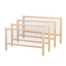 halloween fences amazon com origin point 052410 gardn border round folding fence