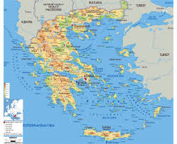 Map Greece by Maps Of Greece Detailed Map Of Greece In English Tourist Map