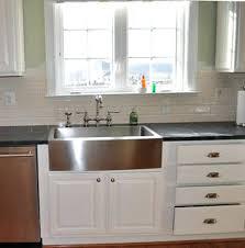 stainless steel apron sink kohler stainless steel apron front sink elegant stainless steel