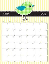 17 best images about calendrier on pinterest free printable