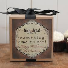 Halloween Birthday Party Favors Gifting With Style 2012