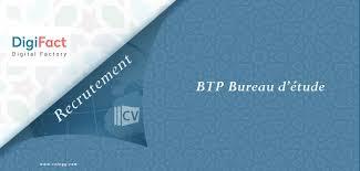 bureau d ude casablanca btp digifact recrute un dessinateur projeteur en bâtiment btp cvlogy