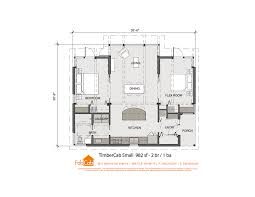 Timber Floor Plan by Fabcab Timbercab Updates