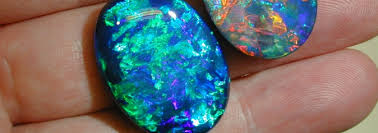 the national opal collection types of opals black opals white