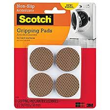 softtouch self stick heavy duty non slip surface grip pads 4