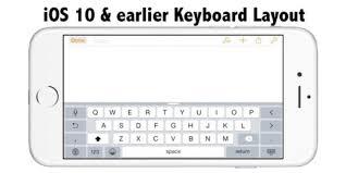 email keyboard layout iphone iphone ipad keyboard shortcut bar disappeared fix appletoolbox
