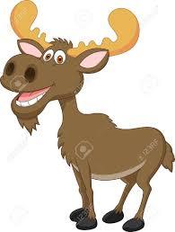 moose cartoon royalty free cliparts vectors and stock