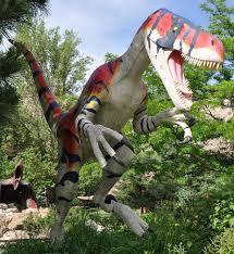 utah dinosaur statues roadsidearchitecture