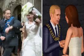 parodie chanson mariage mariage de kate william parodié