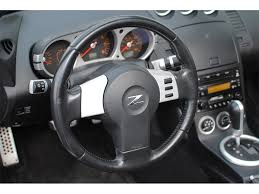 nissan 350z steering wheel 2004 nissan 350z touring