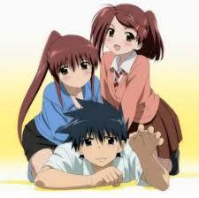 oneechan ga kita kiss x sis anime amino